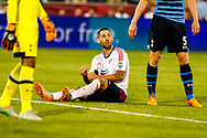Former United States Men's National Team captain Clint Dempsey, pictured here during the 2015 MLS All-Star Game, announced his retirement from pro soccer on Wednesday, August 29, 2018.