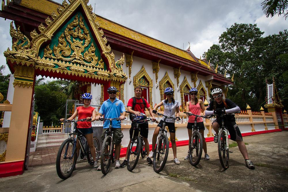 Great ride around areas of Bangkok with BOOM Bike Tours
