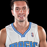 J.J.Redick of the Orlando Magic media day at the Amway Center in downtown Orlando, Florida.