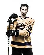 2019-10-07 WLU Hockey Promo Shoot