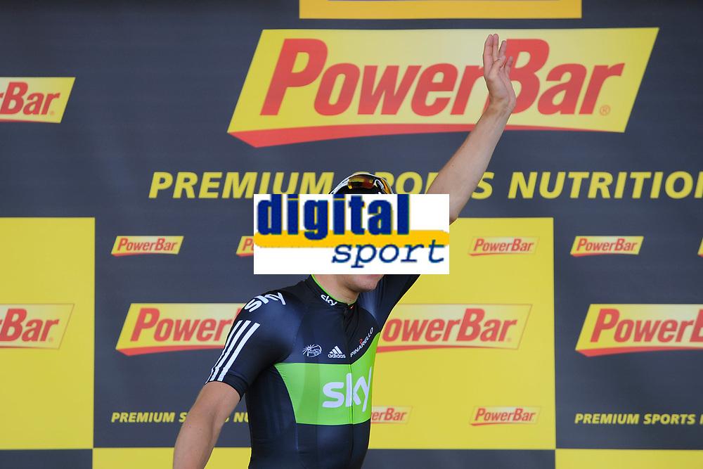 CYCLING - TOUR DE FRANCE 2011 - STAGE 6 - Dinan > Lisieux (226,5 km) - 07/07/2011 - PHOTO : JULIEN CROSNIER / DPPI - EDVALD BOASSON HAGEN (NOR) / SKY PROCYCLING