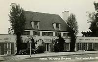 1938 Norma Talmadge Bldg. on Sunset Blvd.