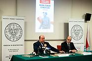 Konferencja prasowa w białostockim IPN inagurujaca akcje billboardową