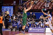 DESCRIZIONE : Milano Coppa Italia Final Eight 2014 Semifinale Banco di Sardegna Sassari Grissin Bon Reggio Emilia<br /> GIOCATORE : Michele Antonutti<br /> CATEGORIA : Tiro Three Points Controcampo<br /> SQUADRA : Grissin Bon Reggio Emilia<br /> EVENTO : Beko Coppa Italia Final Eight 2014<br /> GARA : Banco di Sardegna Sassari Grissin Bon Reggio Emilia<br /> DATA : 08/02/2014<br /> SPORT : Pallacanestro<br /> AUTORE : Agenzia Ciamillo-Castoria/R.Morgano<br /> Galleria : Lega Basket Final Eight Coppa Italia 2014<br /> Fotonotizia : Milano Coppa Italia Final Eight 2014 Semifinale Banco di Sardegna Sassari Grissin Bon Reggio Emilia<br /> Predefinita :