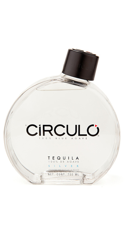 Circulo Tequila Silver -- Image originally appeared in the Tequila Matchmaker: http://tequilamatchmaker.com