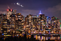 Vancouver Skyline & False Creek