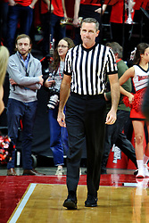 NORMAL, IL - December 16: Jeb Hartness during a college basketball game between the ISU Redbirds and the Cleveland State Vikings on December 16 2018 at Redbird Arena in Normal, IL. (Photo by Alan Look)