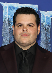 Josh Gad at the World premiere of Disney's 'Frozen 2' held at the Dolby Theatre in Hollywood, USA on November 7, 2019.