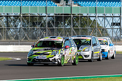 Adam Bissell pictured while competing in the BRSCC Fiesta and STXR Championship races. Picture taken at Silverstone on September 13, 2020 by BRSCC photographer Jonathan Elsey