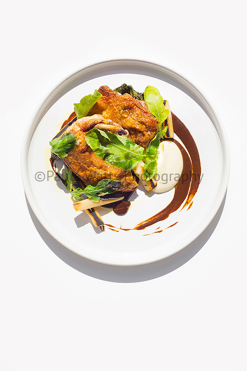 San Diego California restaurant image for editorial photoshoot