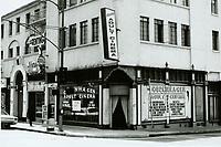 1975 Copenhagen Adult Bookstore & Theater on Hollywood Blvd.