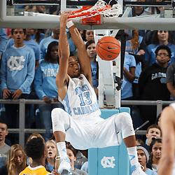 2014-12-07 East Carolina at North Carolina basketball