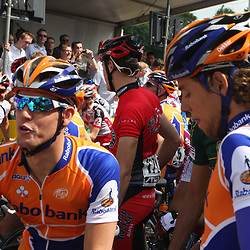 Sportfoto archief 2006-2010<br /> 2008<br /> Pieter Weening, Thomas Dekker