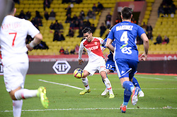 January 19, 2019 - Monaco, France - 09 RADAMEL FALCAO  (Credit Image: © Panoramic via ZUMA Press)