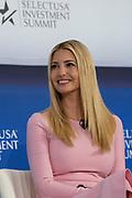 Ivanka Trump for Select USA conference Washington, D.C.