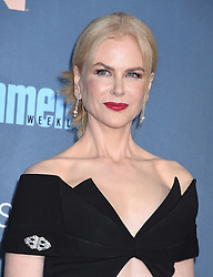 Celebrities attend the 22nd Annual Critics' Choice Awards held at Barker Hanger in Santa Monica, California. 11 Dec 2016 Pictured: Nicole Kidman. Photo credit: American Foto Features / MEGA TheMegaAgency.com +1 888 505 6342