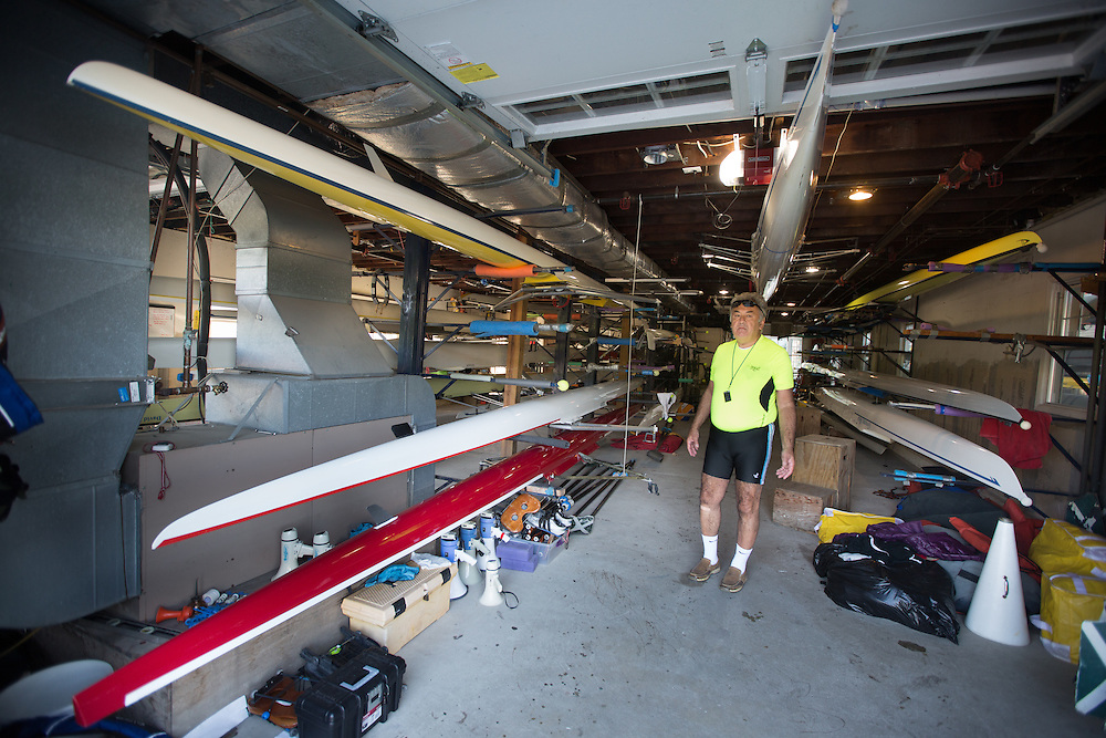 RUTHERFORD, NJ - JULY 25, 2015  <br /> CREDIT: The Nereid Boat Club in Rutherford.<br /> John O'Boyle for The New York Times