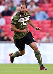Giorgio Chiellini, Juventus
