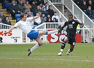 Hartlepool v Petrborough United 070309