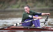 "Putney. London. GREAT BRITAIN;  NED LM1X. Frans GOEBELL <br /> <br /> 1995 Thames World Sculling Championships, Putney to Mortlake. Championship Course, River Thames.<br /> <br /> [Mandatory Credit; ""Photo, Peter Spurrier/Intersport-images]"
