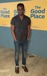 June 20, 2018 - Los Angeles, California, USA - 6/19/18.William Jackson Harper at the Universal Television Network For Your Consideration Event for ''The Good Place'' held at the UCB Sunset Theatre in Los Angeles, CA. (Credit Image: © Starmax/Newscom via ZUMA Press)