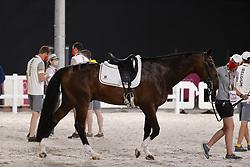 De Liedekerke-Meier Lara, BEL, Alpaga d'Arville, 207<br /> Olympic Games Tokyo 2021<br /> © Hippo Foto - Stefan Lafrentz<br /> 30/07/2021