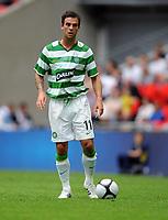 Fotball<br /> England<br /> Foto: Fotosports/Digitalsport<br /> NORWAY ONLY<br /> <br /> Danny Fox<br /> Celtic 2009/10<br /> Tottenham Hotspur V Celtic (0-2) 26/07/09<br /> The Wembley Cup at Wembley Stadium