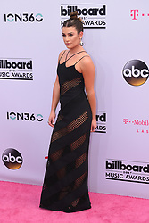 Lea Michele at 2017 Billboard Music Awards held at T-Mobile Arena on May 21, 2017 in Las Vegas, NV, USA (Photo by Jason Ogulnik) *** Please Use Credit from Credit Field ***