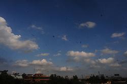 September 1, 2017 - Rawalpindi, Punjab, Pakistan - A beautiful cloudy view of Rawalpindi. (Credit Image: © Pacific Press via ZUMA Wire)
