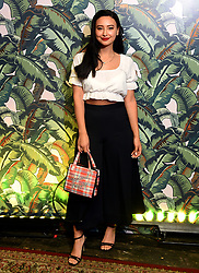 Leah Weller attending the Dita Von Teese and The Copper Coupe event presented by Absolut Elyx at the Box, London
