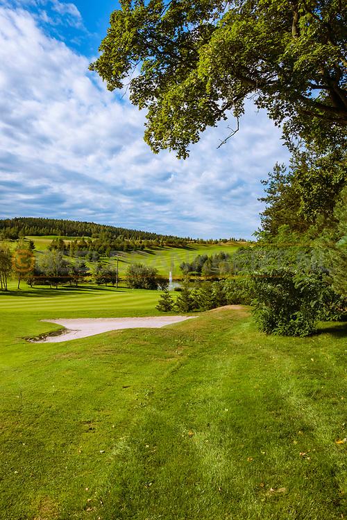 18-09-2015: Golf & Spa Resort Konopiste in Benesov, Tsjechië.<br /> Foto: De pittige zevende