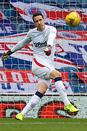 PORTRAIT. Jon McLaughlin (Rangers) helps Rangers set a new early-season shutout record with their seventh clean sheet during the Scottish Premiership match between Rangers and Dundee United at Ibrox, Glasgow, Scotland on 12 September 2020.