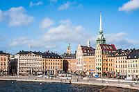 Gamla stan - Street scenes from Stockholm