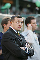 Photo: Lee Earle.<br /> Plymouth Argyle v Watford. The FA Cup. 11/03/2007.Watford manager Aidy Boothroyd.