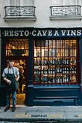 Cave a Vins in the 6th arrondissement, Paris