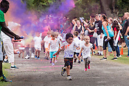 2015 South Orange Family YMCA 5K and Kids Color Run