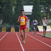 A Division Boys 5000m Walk