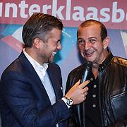 NLD/Amsterdam/20131112 - Presentatie DE Sinterklaasboeken, Winston Gerstanowitz, Najib Amhali