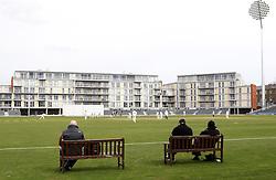 The Bristol County Ground home to Gloucestershire CCC - Mandatory by-line: Robbie Stephenson/JMP - 01/04/2016 - CRICKET - Bristol County Ground - Bristol, United Kingdom - Gloucestershire v Durham MCC University - MCC University Match