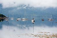 SCHOTLAN - Watersport op een van de mele meren in Schotland. COPYRIGHT KOEN SUYK