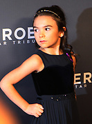 December 17, 2017-New York, NY-United States: Actress Brooklynn Prince attends the 11th Annual CNN Heroes All-Star Tribute held at the American Museum of Natural History on December 18, 2017 in New York City. The All-Star Tribute ceremony honors everyday people changing the world. Terrence Jennings/terrencejennings.com