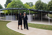 VARIND MARTIN, The Serpentine Party pcelebrating the 2019 Serpentine Pavilion created by Junya Ishigami, Presented by the Serpentine Gallery and Chanel,  25 June 2019