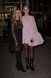 Valentina Ferragni, Chiara Ferragni arriving at the Giambattista Valli Haute Couture Spring/Summer 2019-2020 show as part of Paris Fashion Week on January 21, 2019 in Paris, France. Photo by Julien Reynaud/APS-Medias/ABACAPRESS.COM