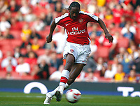Sanchez Watt of Arsenal scores Arsenal 1st Goal. FA Cup Youth Semi-Final 2nd Leg <br /> Arsenal Youth v Manchester City Youth at  Emirates Stadium London<br /> 22/04/2009. Credit Colorsport /  Kieran Galvin