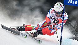 19.12.2010, Gran Risa, Alta Badia, ITA, FIS World Cup Ski Alpin, Men, Giant Slalom, im Bild Ondrej Bank (CZE, #23). EXPA Pictures © 2010, PhotoCredit: EXPA/ J. Groder
