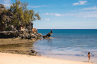 We explored many of the deserted coves of Anjajavy.  Immense, isolated and serene.