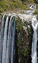 Visual do Cânion do Itaimbezinho no Parque Nacional dos Aparados da Serra , em Cambará do Sul - Rio Grande do Sul - RS. Foto: Marcelo Campos/ Agência Preview