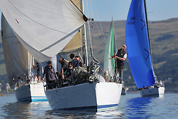 Peelport Clydeport Largs Regatta Week 2013 <br /> <br /> GBR5991T, Prime Suspect, Mills 36, Charlie Frize, RNCYC/CCC<br /> <br /> Largs Sailing Club, Largs Yacht Haven, Scottish Sailing Institute