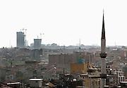 Turkije, Istanbul, 4-6-2011Straatbeeld van Istanbul . Foto: Flip Franssen