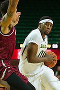 WACO, TX - DECEMBER 17: Royce O'Neale #00 of the Baylor Bears drives to the basket against the New Mexico State Aggies on December 17, 2014 at the Ferrell Center in Waco, Texas.  (Photo by Cooper Neill/Getty Images) *** Local Caption *** Royce O'Neale
